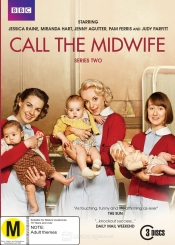 Call the Midwife 2. évad