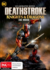 Deathstroke Knights & Dragons