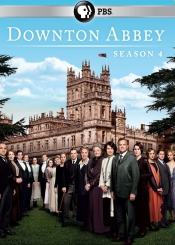 Downton Abbey 4. évad