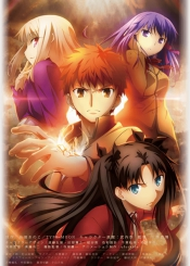 Fate/stay night: Unlimited Blade Works 1. Évad