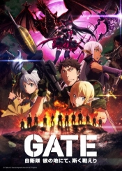 Gate: Thus the JSDF Fought There 2. évad