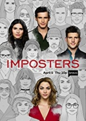 Imposters 2. évad