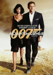 James Bond - A Quantum csendje