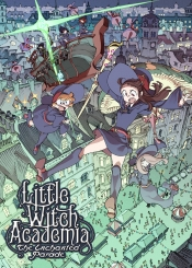 Little Witch Academia Movie 2: The Enchanted Parade
