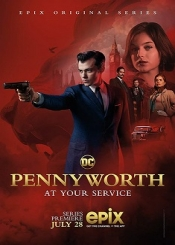 Pennyworth 1. évad