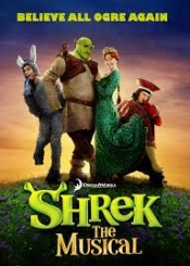 Shrek a musical