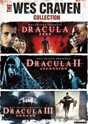 Wes Craven  - Dracula Collection