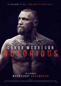 Conor McGregor: Notorious online