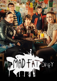 My Mad Fat Diary 3. évad online