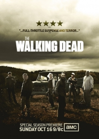 The Walking Dead 2. évad online